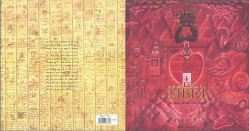 Fig.10 : SIS, 1998, couverture de Tibet