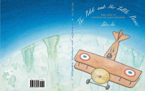 Figure 1 : Le Pilote et le Petit Prince (2014), couverture