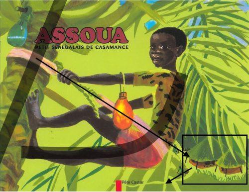 Couverture d'Assoua